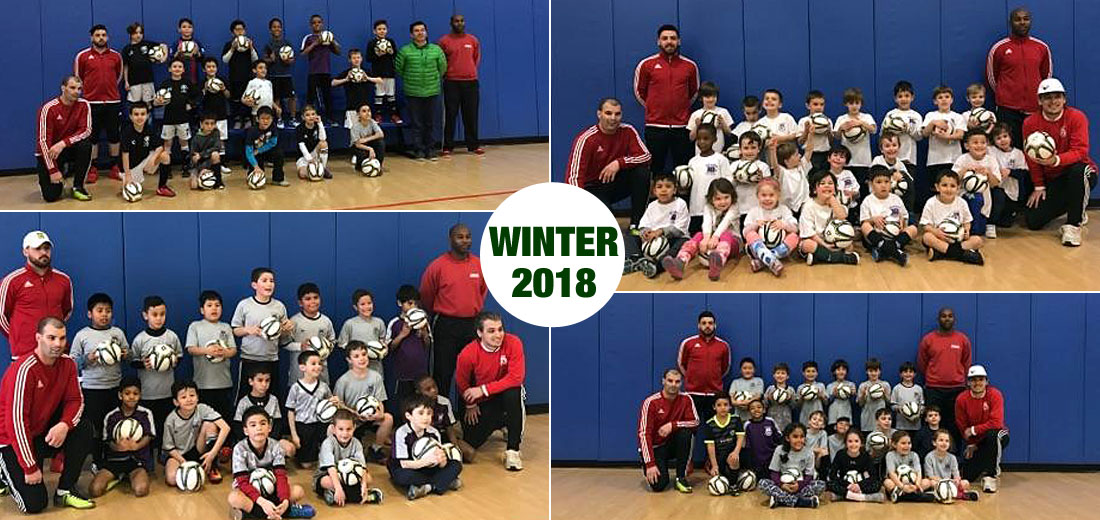 Winter Soccer Development 2018